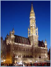 Vuelos a Bruselas: The Grand Place